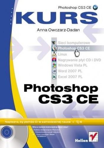 Okładka książki Photoshop CS3 CE. Kurs