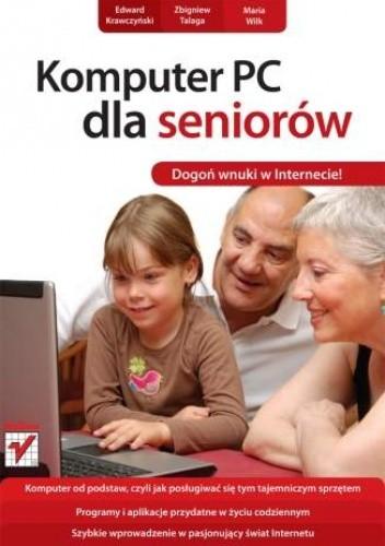 Okładka książki Komputer PC dla seniorów