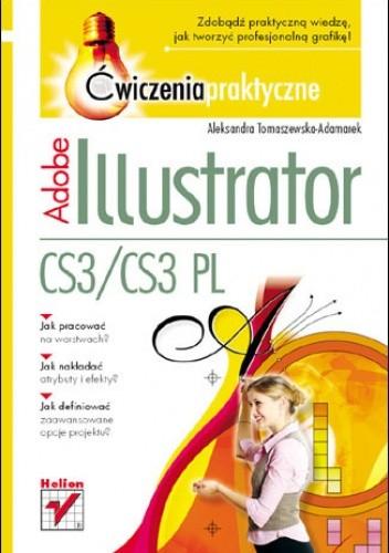 Okładka książki Adobe Illustrator CS3/CS3 PL. Ćwiczenia praktyczne