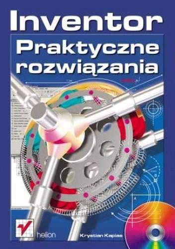 Okładka książki Inventor. Praktyczne rozwiązania