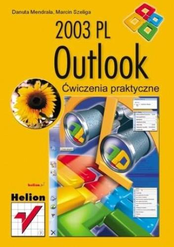 Okładka książki Outlook 2003 PL. Ćwiczenia praktyczne