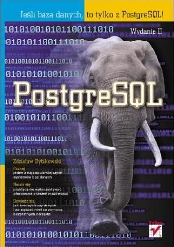 Okładka książki PostgreSQL. Wydanie II