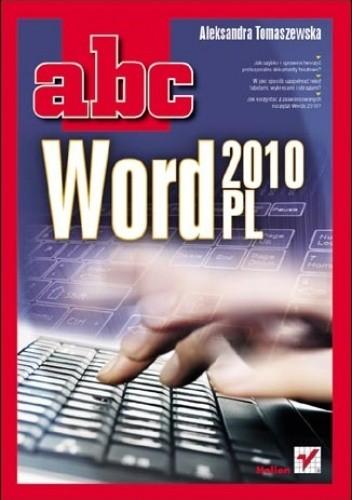 Okładka książki ABC Word 2010 PL