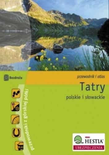 Okładka książki Tatry Polskie i Słowackie. Wydanie 3
