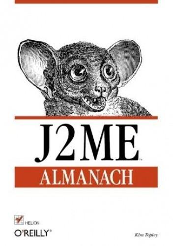 Okładka książki J2ME. Almanach