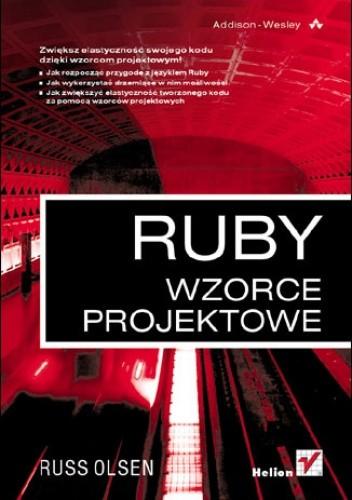 Okładka książki Ruby. Wzorce projektowe