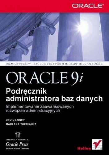 Okładka książki Oracle9i. Podręcznik administratora baz danych