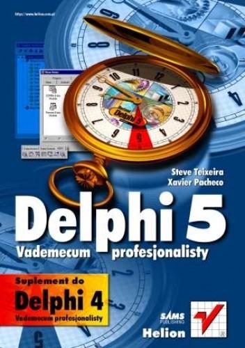 Okładka książki Delphi 5. Vademecum profesjonalisty (suplement)