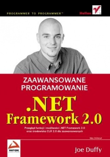 Okładka książki .NET Framework 2.0. Zaawansowane programowanie