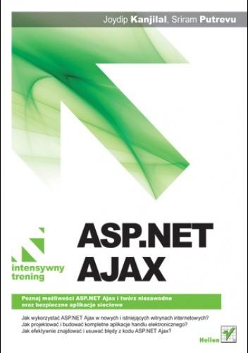 Okładka książki ASP.NET Ajax. Intensywny trening