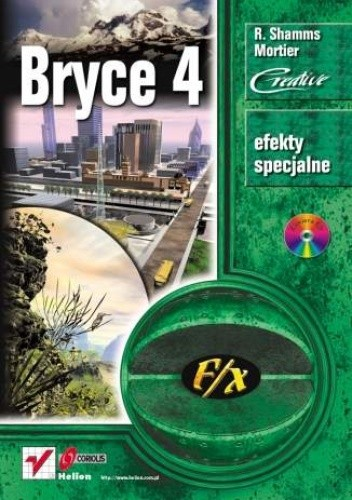 Okładka książki Bryce 4 f/x