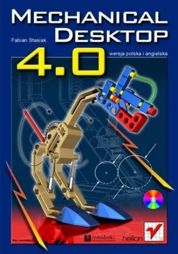 Okładka książki Mechanical Desktop 4.0PL/4.0