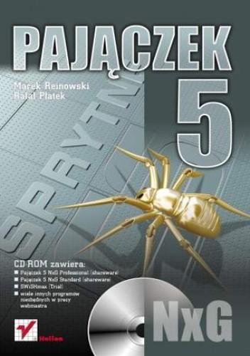 Okładka książki Pajączek  5 NxG