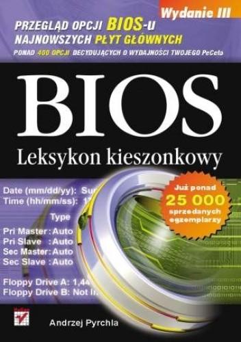 Okładka książki BIOS. Leksykon kieszonkowy. Wydanie III