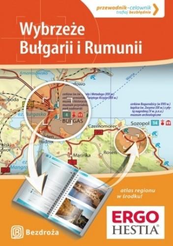 Okładka książki Wybrzeże Bułgarii i  Rumunii. Przewodnik - Celownik