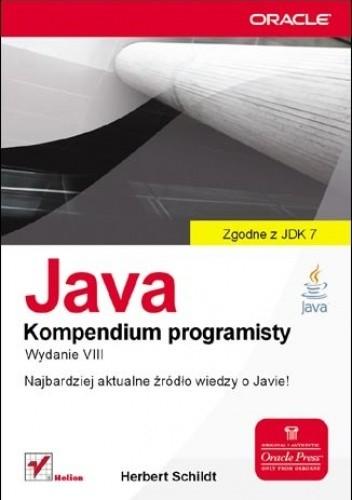 Okładka książki Java. Kompendium programisty. Wydanie VIII