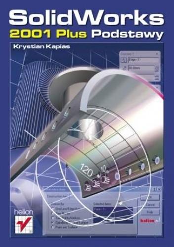 Okładka książki SolidWorks 2001 Plus. Podstawy