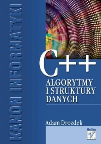 Okładka książki C++. Algorytmy i struktury danych
