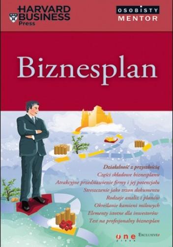 Okładka książki Biznesplan. Osobisty mentor - Harvard Business Press