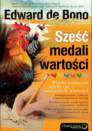 Okładka książki Sześć medali wartości
