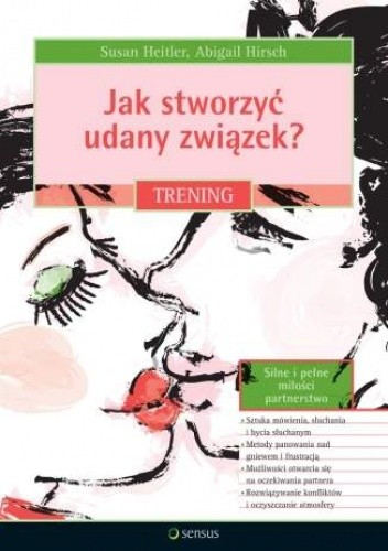 Okładka książki Jak stworzyć udany związek? Trening