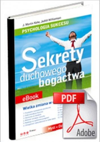 Okładka książki Psychologia sukcesu. Sekrety duchowego bogactwa