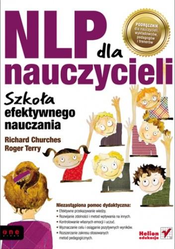 Okładka książki NLP dla nauczycieli. Szkoła efektywnego nauczania