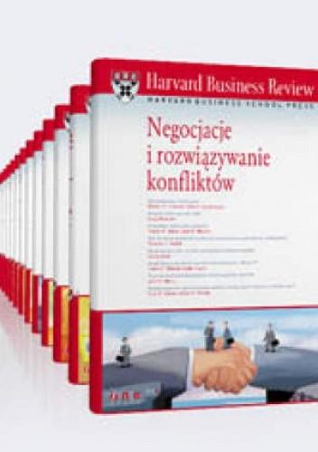 Okładka książki Antologie Harvard Business Review
