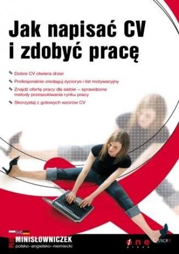 Okładka książki Jak napisać CV i zdobyć pracę