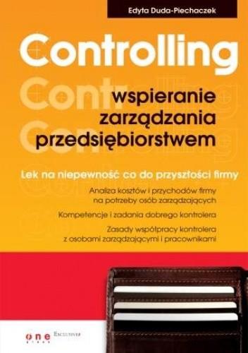 Okładka książki Controlling - wspieranie zarządzania przedsiębiorstwem