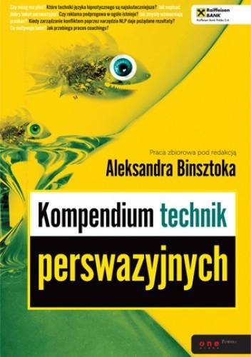 Okładka książki Kompendium technik perswazyjnych