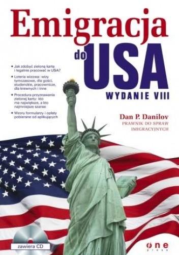 Okładka książki Emigracja do USA. Wydanie VIII