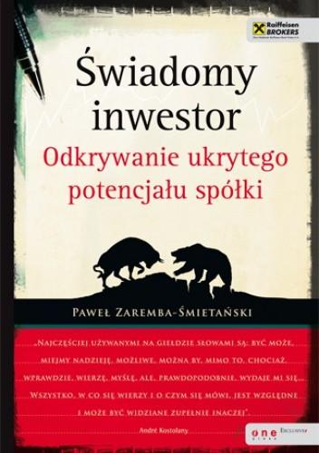 Okładka książki Świadomy inwestor. Odkrywanie ukrytego potencjału spółki