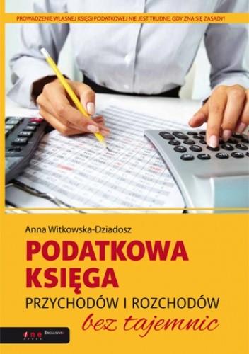 Okładka książki Podatkowa księga przychodów i rozchodów bez tajemnic