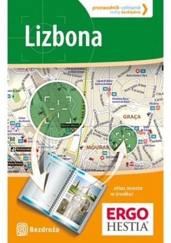 Okładka książki Lizbona. Przewodnik - Celownik