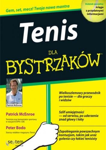 Okładka książki Tenis dla bystrzaków