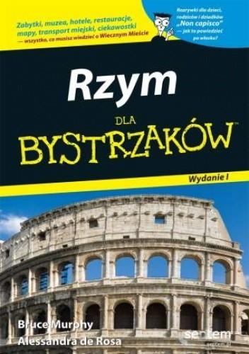 Okładka książki Rzym dla bystrzaków