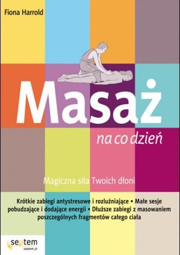 Okładka książki Masaż na co dzień