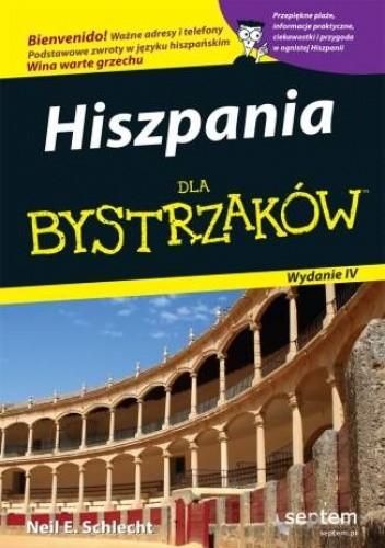 Okładka książki Hiszpania dla bystrzaków. Wydanie IV