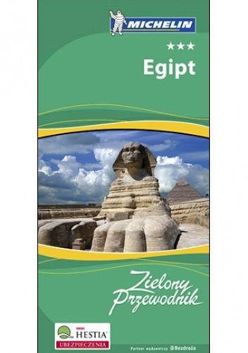 Okładka książki Egipt. Zielony Przewodnik Michelin. Wydanie 2