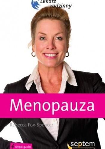 Okładka książki Menopauza. Lekarz rodzinny
