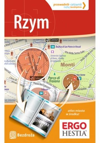 Okładka książki Rzym. Przewodnik - Celownik