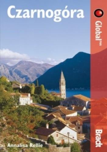 Okładka książki Czarnogóra. Przewodnik Bradt (Global)