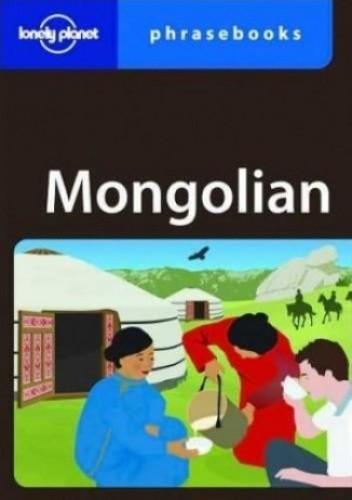 Okładka książki Mongolian Phrasebooks (rozmówki mongolskie)