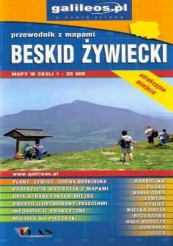 Okładka książki Beskid Żywiecki. Przewodnik [Galileos]