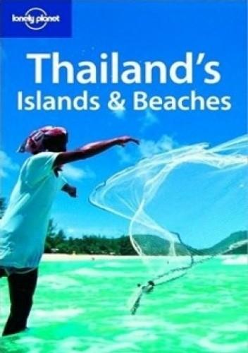 Okładka książki Tajlandia wyspy i plaże. Przewodnik Lonely Planet