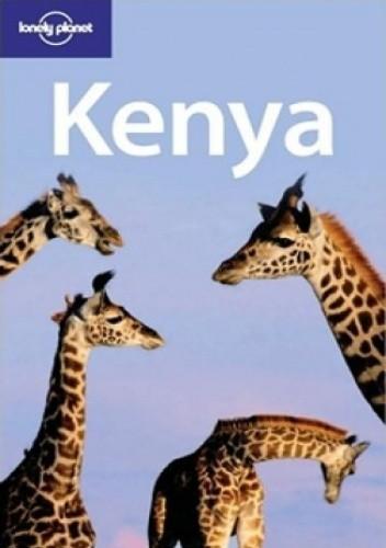 Okładka książki Kenia. Przewodnik Lonely Planet