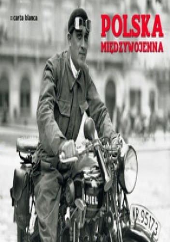 Okładka książki Polska międzywojenna