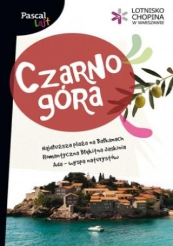 Okładka książki Czarnogóra. Pascal Lajt