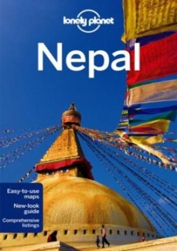Okładka książki Nepal. Lonely Planet